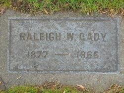 Raleigh W Cady