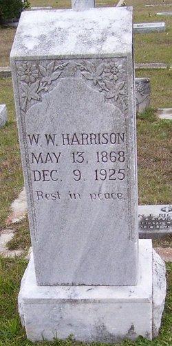 W W Harrison