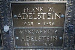 Margaret B Adelstein