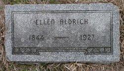 Ellen <i>Barlow</i> Aldrich