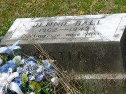 Jennie Ball