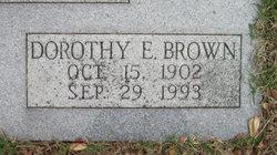 Dorothy E. <i>Brown</i> Blanton