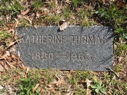 Katherine <i>Giesler</i> Thomas