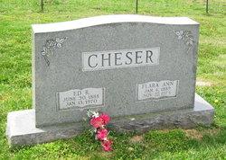 Ed Russell Cheser