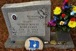 Alfred Wayne Buddy Barefoot