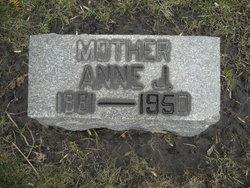 Anna J. <i>Smith</i> Barnes