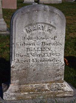 Mary Howland Allen
