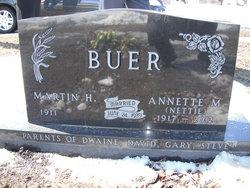 Annette Marie Nettie <i>Berg</i> Buer