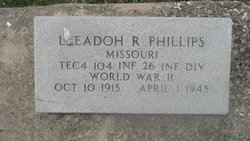 Leeadoh R Phillips