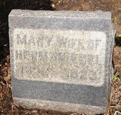 Mary <i>Krajic</i> Ebel