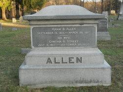 Cynthia G <i>Street</i> Allen