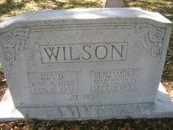 Benjamin Franklin Wilson