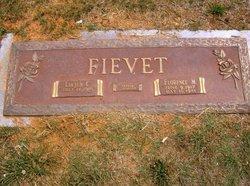 Florence Margaret <i>Forsyth</i> Fievet
