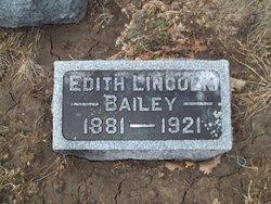 Edith <i>Lincoln</i> Bailey