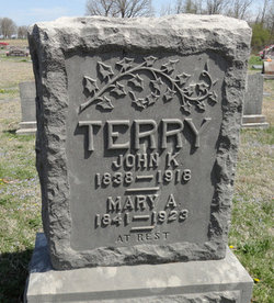 Mary Ann <i>Riddle</i> Terry