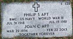 Philip S Apt