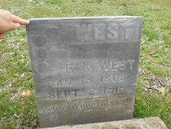 Benjamin Kelly West