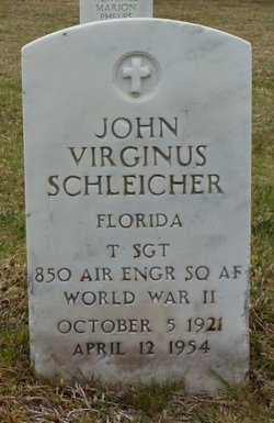 John Virginus Schleicher