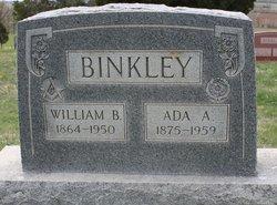 William Benjamin Bill Binkley