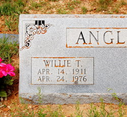 Willie T. Wid Anglin
