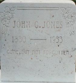 John Griffin Jones