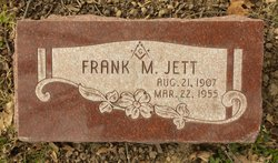 Frank Maurice Jett