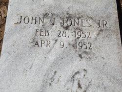 John J Jones, Jr