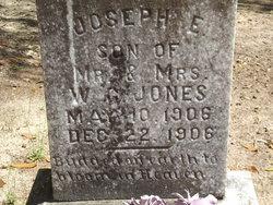 Joseph E Jones