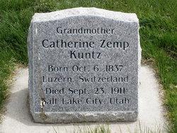 Katherine <i>Zemp</i> Kunz