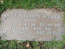 PFC James Nelson Jim Wymer