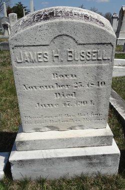 James H Bussells