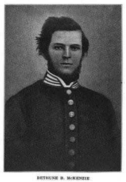 Capt Bethune Beaton McKenzie