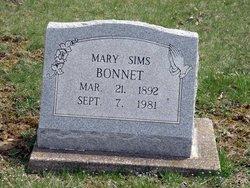 Mary Estella <i>Sims</i> Bonnet