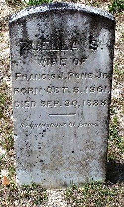 Zuella S. <i>Smith</i> Pons
