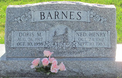Doris Luella <i>Mikkelson</i> Barnes