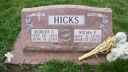Wilma F. <i>Yocum</i> Hicks