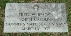 Fred W. Brown