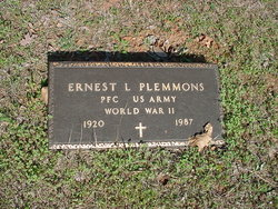 Ernest Leland Plemmons