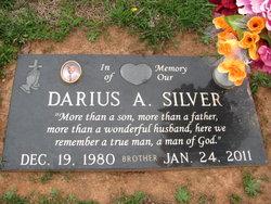 Darius Antwaun Silver