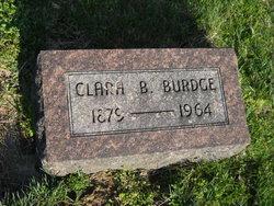 Clara Belle Burdge