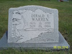 Derald E. Warren