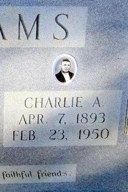 Charlie Allen Adams