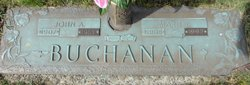 John A Buchanan