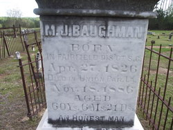 Michael Joseph Baughman