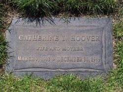 Catherine Irene Hoover