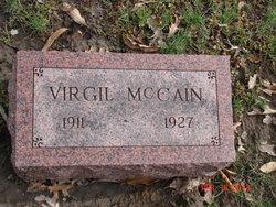 Virgil McCain