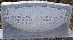 Jaennie Hester Nannie <i>Cook</i> Martin