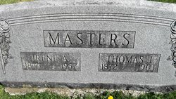 Irene Alice <i>Wylie</i> Masters