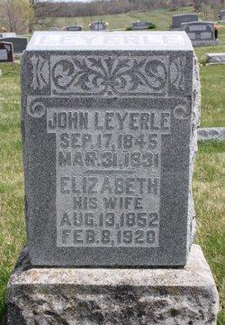 John W Leyerle