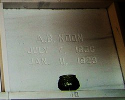 Alphonsus Bruce A. B. Koon